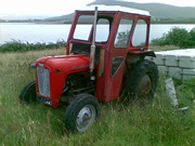 MF35x Tractor with Cab for Sale