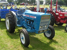 Ford 2000 and 3000 Tractors