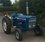 Massey Ferguson 135 Tractor for Sale