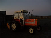 Fiat 880 Tractor for Sale