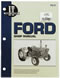 Ford 2000 and 3000 Workshop Manual