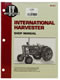 International B275 Workshop Manual