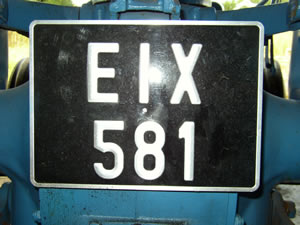 numberplate-rear