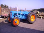 Roadless Fordson Power Major